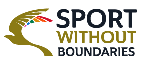 Sport without boundaries Logo